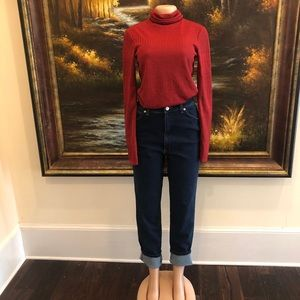 Forenza Vintage High Waisted Mom Jeans Size 6
